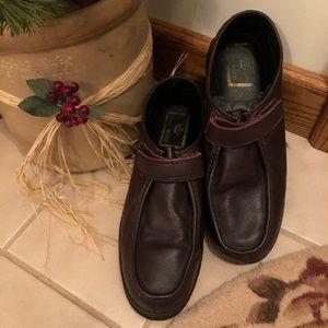 Stuart McQuire leather shoes